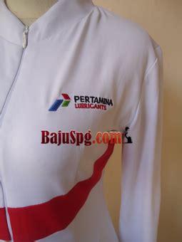 Kaos Baju Pertamina baju seragam spg putih pertamina bajuspg
