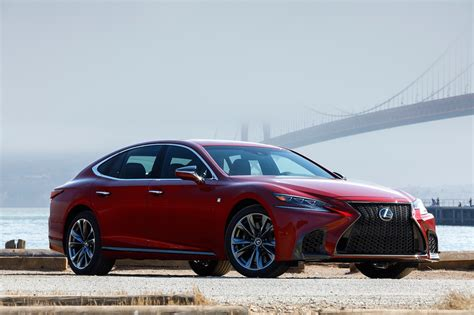 lexus ls 2018 lexus ls reviews and rating motor trend