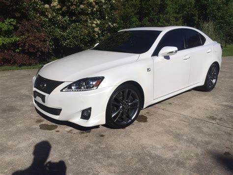 white lexus 2011 2011 lexus is350 f sport svtperformance com