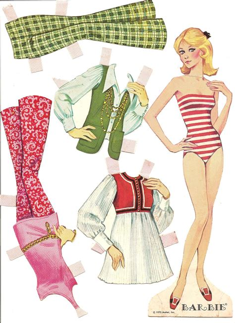 A Paper Doll - mostly paper dolls august 2011