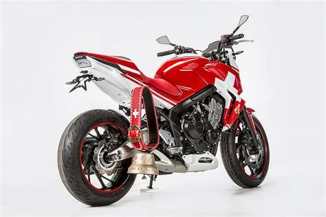 Tieferlegung Honda Cb650f by Honda Cb650f Swiss Edition Aoc By Quot M Tuning Quot Moto Michel 224