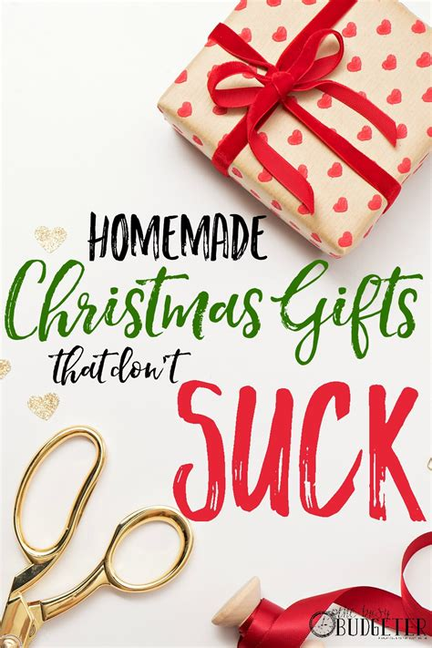 cheap gifts diy cheap diy gifts that don t the busy budgeter