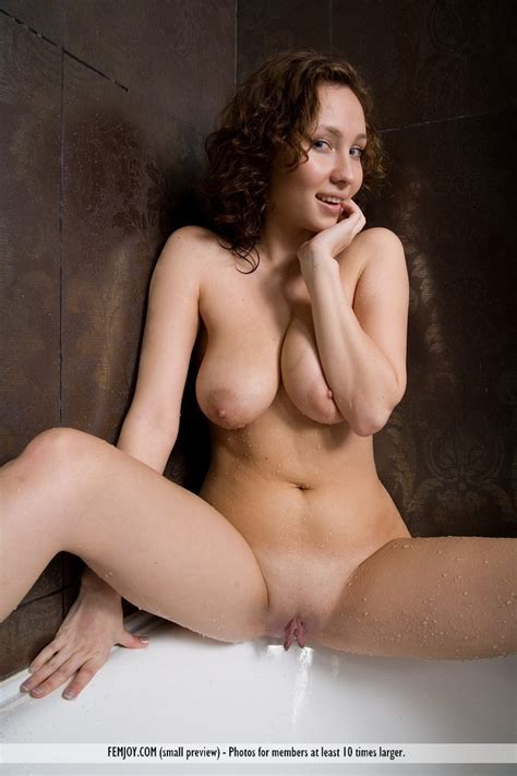 Young naturist femjoy big tits sex free video