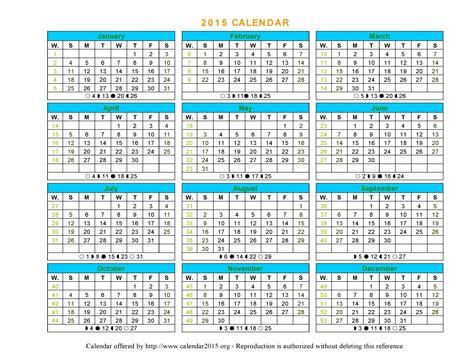 yearly calendar dzeo tk