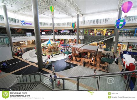 sm city shopping mall in clark editorial photo image
