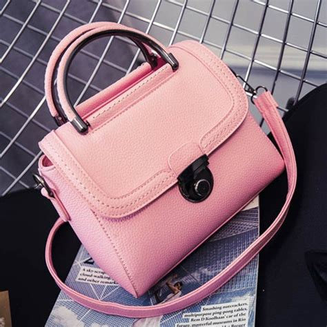 Tas Fashion Import Murah B2016 Pink Jual B0039 Pink Tas Fashion Import Grosirimpor