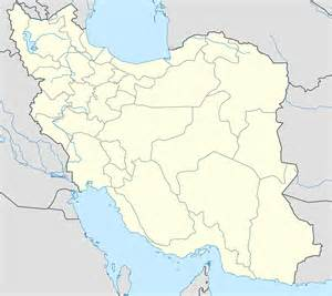 Iran Map Outline by Iran Map With Cities Blank Outline Map Of Iran