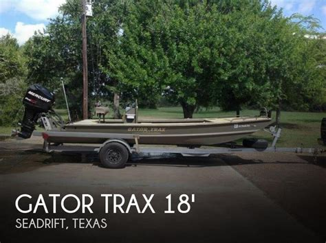 gator trax boats for sale in texas - Gator Trax Boat Dealers Texas