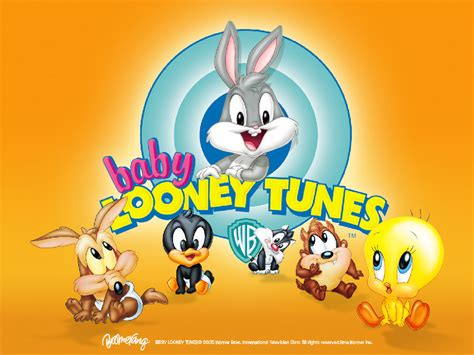 Looney Tunes But No Cardoons by Image Baby Looney Tunes Wallpaper Looney Tunes 5227197