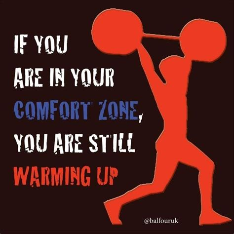 get out of your comfort zone get out of your comfort zone fitness life pinterest