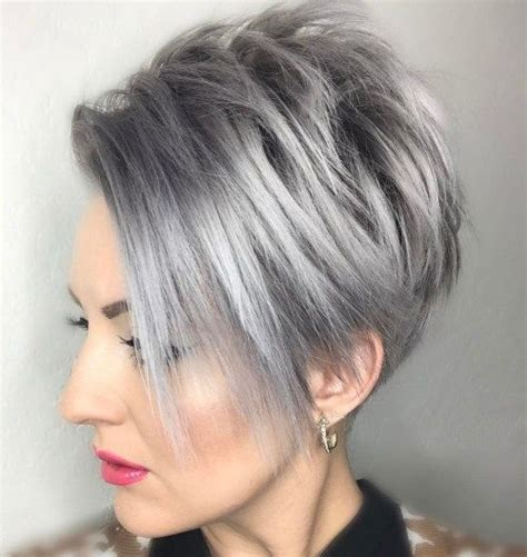 spikey hair with longbangs 40 bold and beautiful short spiky haircuts for women