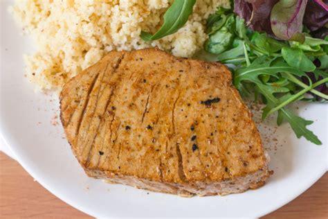 Steak Tuna grilled tuna steak recipe genius kitchen
