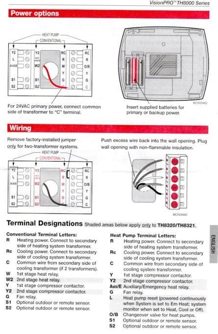 honeywell th8320u1008 wiring diagram get free image