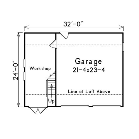 garage floor plan best garage plans