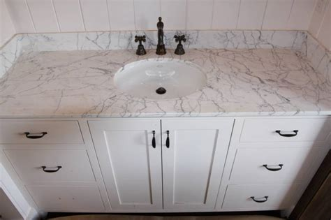 Caring For Marble Countertops In Bathroom by Bathrooms Cogswellstone