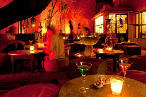 Restaurant Le Comptoir Marrakech by Comptoir Darna Restaurant Bar Cool Restaurant And Bar