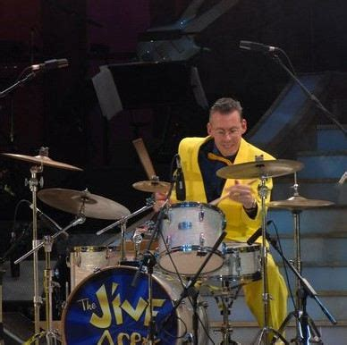 swinging meets meet a scientologist jive aces peter howell swinging to
