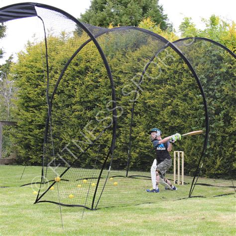 quick play 2m h outdoor pop up garden cricket nets