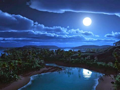 imagenes increibles de noche b paisajes