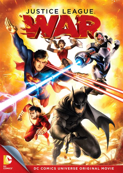 Justice League War Film Series | fat movie guy justice league war movie review fat