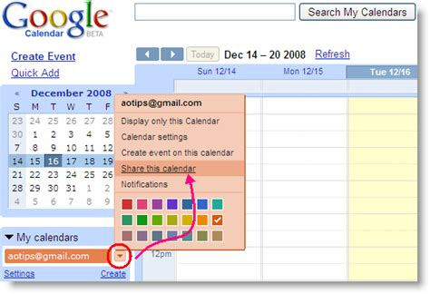 google images share six tips on using google calendar to coordinate a far