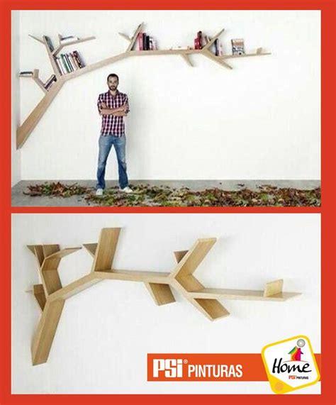 libro tu plan enforma hazlot 250 mismo original librero hecho con pedazos de madera en forma de 225 rbol manualidades