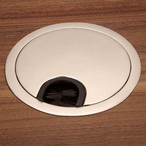 schreibtische rund kabeldurchlass f 252 r eiermann tischplatte rund und