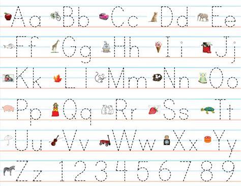 kindergarten writing practice worksheets for 1st handwriting