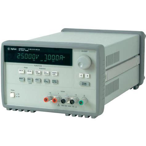 bench psu bench psu adjustable voltage keysight technologies e3634a 0 25 vdc 0 7 a 200 w