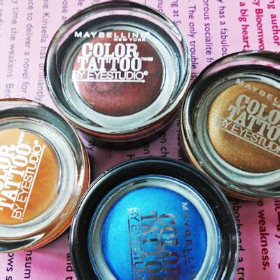 maybelline color tattoo online india maybelline color tattoo in india review swatches price