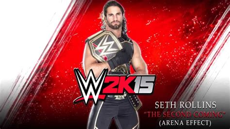 theme song seth rollins wwe seth rollins 5th theme song quot the second coming quot 2k