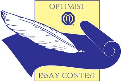 Paul Ii Institute Essay Contest by Essay Contest 2016 2017 School Year St Paul Optimists
