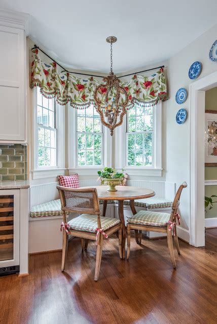 country chic farmhouse dining room other by
