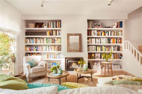libreria como 10 librer 237 as pr 225 cticas y decorativas para toda la casa