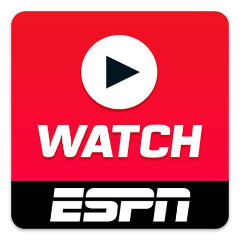 espn live mobile watchespn app