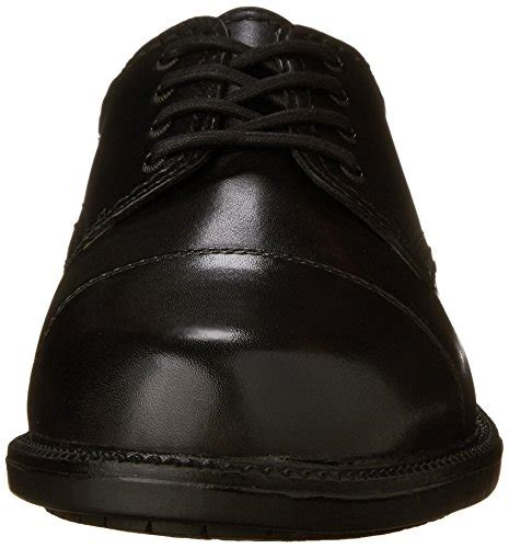 dockers gordon cap toe oxford shoes dockers gordon s cap toe oxford black 10 5 m us