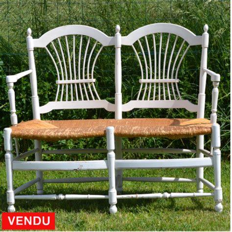Ensemble Table Et Chaise De Jardin 1787 by Banquette Proven 231 Ale Paill 233 E Dit Radassier