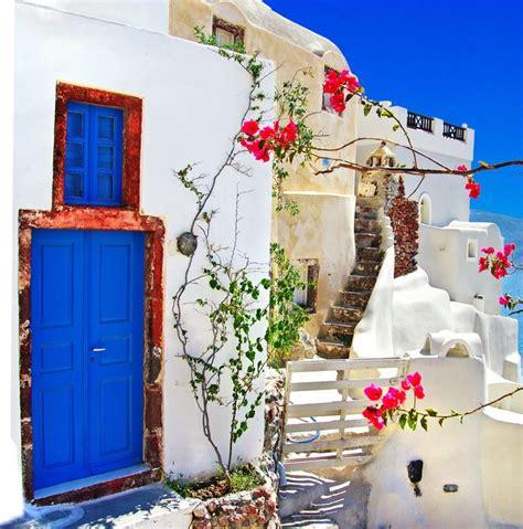 most beautiful door color santorini grekland allt om denna mytomspunna 246