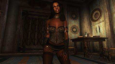 skyrim unp lingerie skyrim nexus mods and community