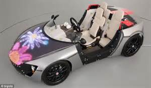 toyota shows camatte 1 concept with an led screen for