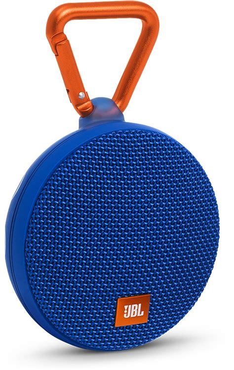 Jbl Bluetooth Speaker Clip 2 Special Edition Zap jbl clip 2 blue portable bluetooth speaker jblclip2blue