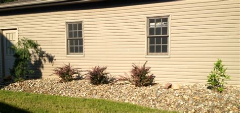 Landscaping Ideas Garage Area Scaping S Landscaping Near House