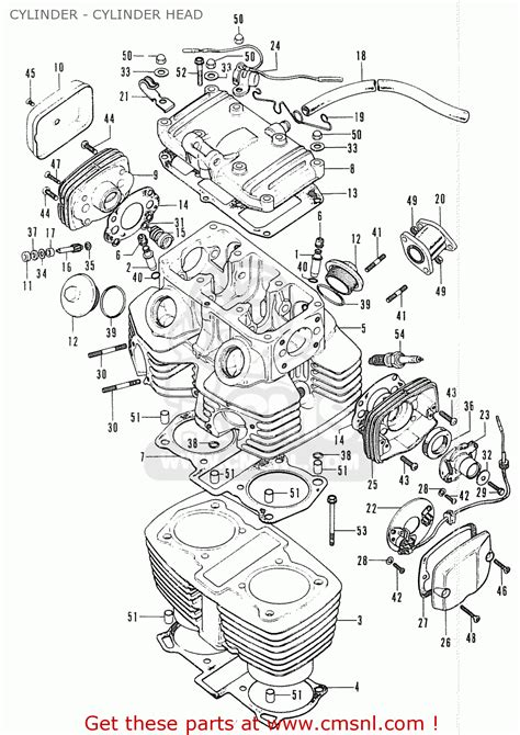 Base Point Honda Cb200 honda cb200 cylinder cylinder schematic