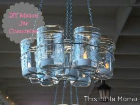 home made chandelier project diy jar chandelier this