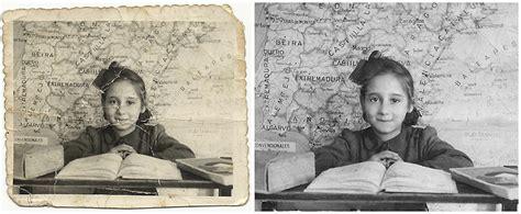 imagenes antiguas de niños restauraci 243 n de fotos antiguas justo navas fotograf 237 a