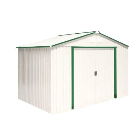 Duramax 10 X 8 Shed by Duramax Building Products Mar 10 Ft X 8 Ft Metal