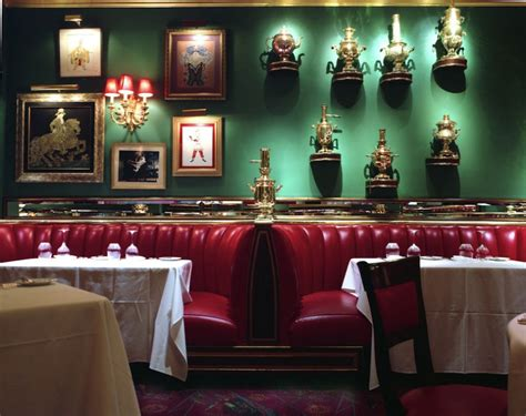 Russian Tea Room Ny by The Empty Restaurants Of New York The Morning News