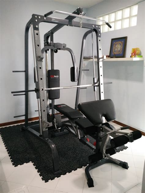 Alat Fitness Smith Machine gs 380 smith in singapore total smith machine for sale in singapore