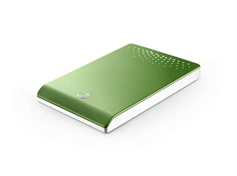 Hardisk Portable Seagate 250gb cdrlabs seagate freeagent go 250gb portable drive forest green disk drives
