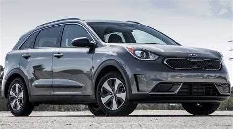 Kia Niro 2019 by 2019 Kia Niro Hybrid Price Specs Release Awd Changes
